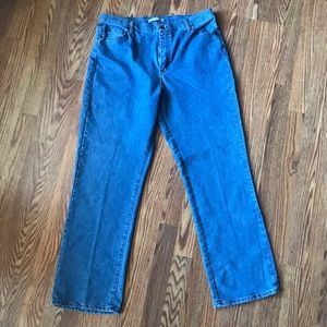 bf332eab Lee. LEE Women's Relaxed Straight Leg Jeans